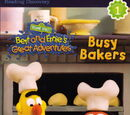 Bert and Ernie's Great Adventures chapter books