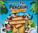 Penguins of Madagascar: Happy King Julien Day (DVD Release)