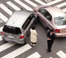 Motor traffic accidents