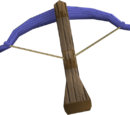 Blurite crossbow
