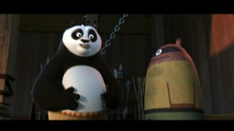 Kung Fu Panda (2008) - Open-ended Trailer