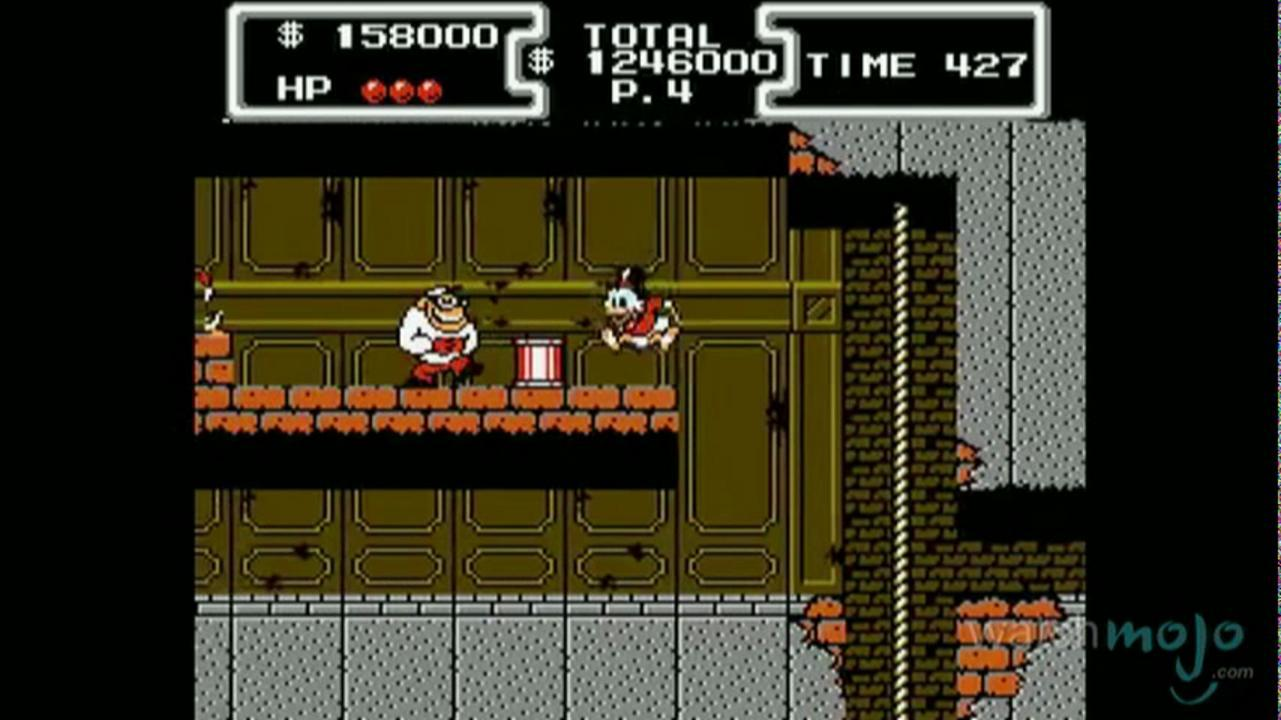 Watchmojo Video Game Classics DuckTales