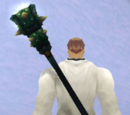 Enraged Feral Staff