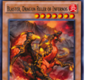 Blaster, Dragon Ruler of Infernos