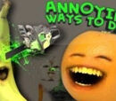 Annoying Orange: Annoying Ways To Die