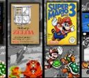 Super Mario Bros. vs The Legend of Zelda vs Super Mario Bros. 3 vs Super Mario World 2009