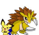 Litle P and Sandslash Series