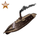 Rum-Runner Gunboat