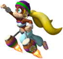 DKJR Artwork Tiny Kong.png