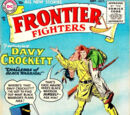 Frontier Fighters Vol 1 1
