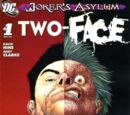 Joker's Asylum: Two-Face Vol 1 1