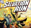 Salvation Run/Covers