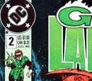 Green Lantern/Covers