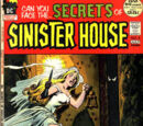 Secrets of Sinister House Vol 1