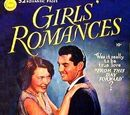 Girls' Romances Vol 1 1