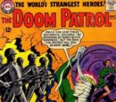 Doom Patrol Vol 1 87