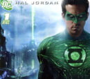 Green Lantern Movie Prequel: Hal Jordan Vol 1 1