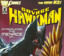 Savage Hawkman Vol 1 2