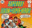 Superboy and the Legion of Super-Heroes/Covers