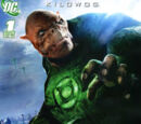 Green Lantern Movie Prequel: Kilowog Vol 1 1