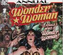 Wonder Woman Annual Vol 3