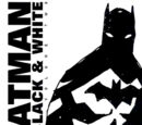 Batman: Black and White (Collections) Vol 1 2