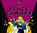 Black Canary Archives Vol 1 1