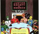 Justice Society of America/Gallery