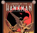 Legend of The Hawkman Vol 1