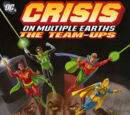 Crisis on Multiple Earths: The Team-Ups Vol 1 1