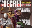 Batman Villains Secret Files and Origins Vol 1 1