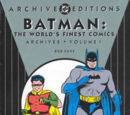 Batman: The World's Finest Comics Archives Vol 1 1