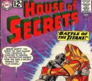 House of Secrets Vol 1 55
