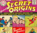 Secret Origins Vol 1