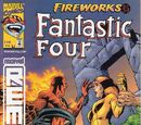Fantastic Four: Fireworks Vol 1 2