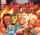 Chaos War: Alpha Flight Vol 1 1