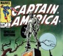 Captain America Special Edition Vol 1 2