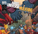 Marvel Universe Vs. Wolverine Vol 1 1