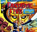Fantastic Five Vol 1 4