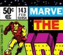 Iron Man Vol 1 143