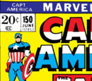 Captain America Vol 1 150
