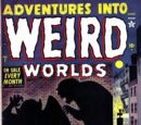 Adventures into Weird Worlds Vol 1 7