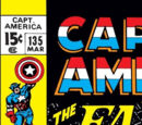 Captain America Vol 1 135