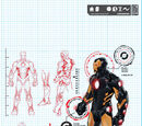 Iron Man Armor Model 40/Gallery