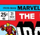 Iron Man Vol 1 71