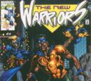 New Warriors Vol 2 3