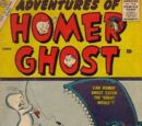 Adventures of Homer Ghost Vol 1 1