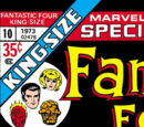 Fantastic Four Annual Vol 1 10