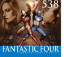 Fantastic Four Vol 1 538