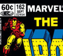 Iron Man Vol 1 162